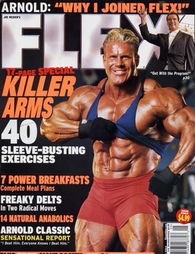 Thread bodybuilder jay cutler has a net worth of 30 million
