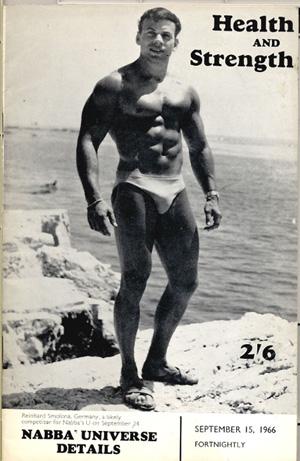 Health and Strength Bodybuilding Mag/Joe Abbenda/Sansone 10-63 Vol 92 #21 G.B.